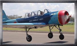 aerobatic joy flight sydney australia